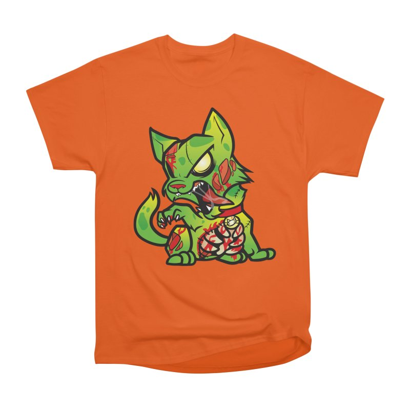 Zombie Cat Women's T-Shirt by The One Designer MERCH