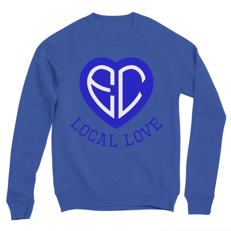 Ellwood City Local Love Women's Sweatshirt by The One Designer MERCH