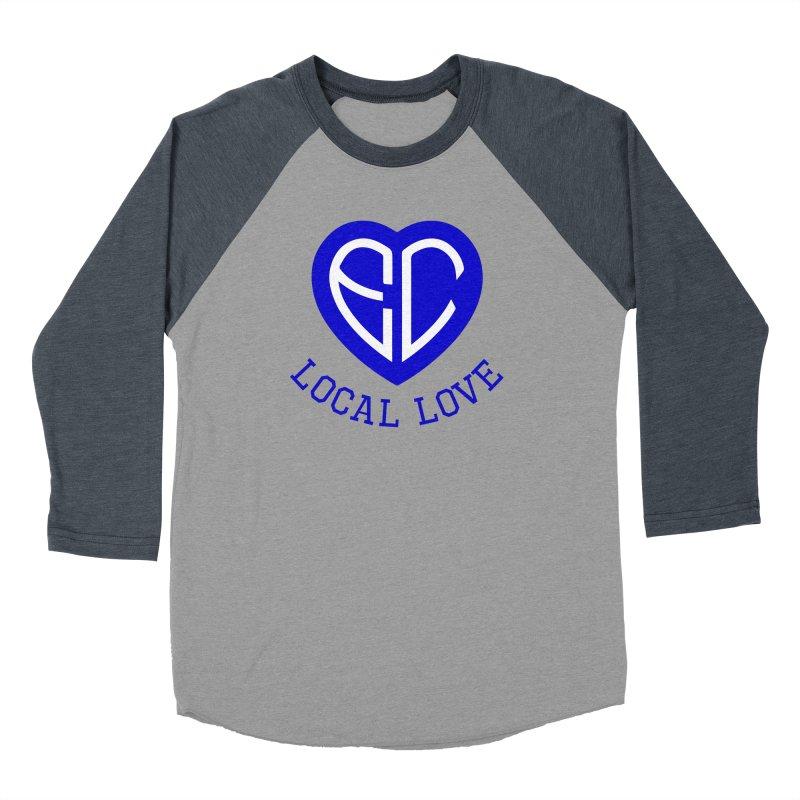 Ellwood City Local Love Women's Longsleeve T-Shirt by The One Designer MERCH