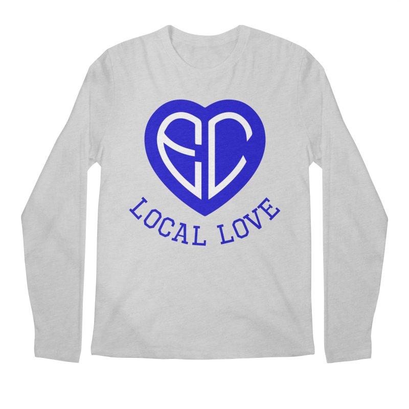 Ellwood City Local Love Men's Longsleeve T-Shirt by The One Designer MERCH