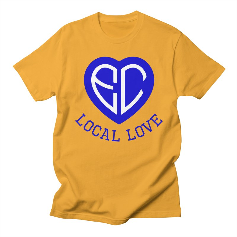 Ellwood City Local Love Men's T-Shirt by The One Designer MERCH