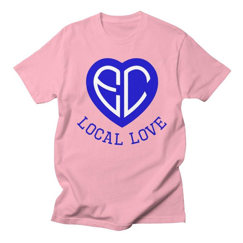 Ellwood City Local Love Men's T-Shirt by The One Designer MERCH