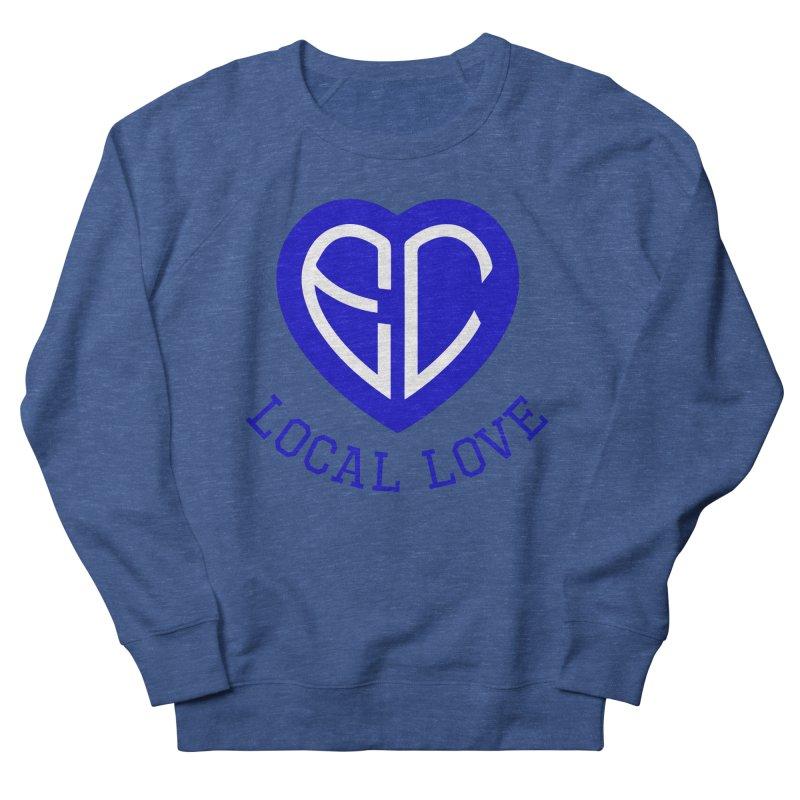 Ellwood City Local Love Men's Sweatshirt by The One Designer MERCH