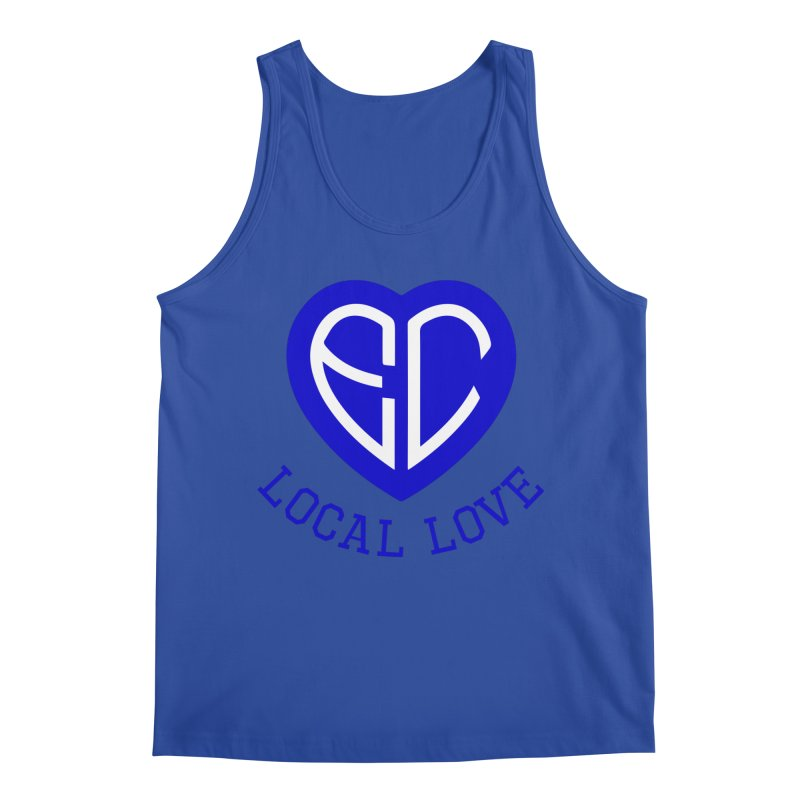 Ellwood City Local Love Men's Tank by The One Designer MERCH