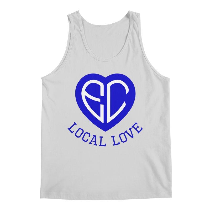 Ellwood City Local Love Men's Tank by The One Designer MERCH