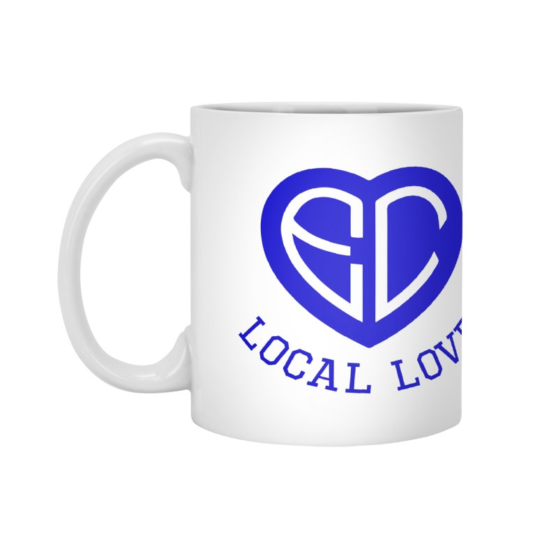 Ellwood City Local Love Accessories Mug by The One Designer MERCH