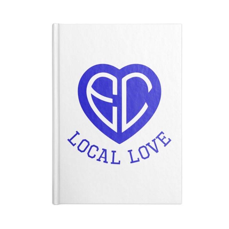 Ellwood City Local Love Accessories Notebook by The One Designer MERCH