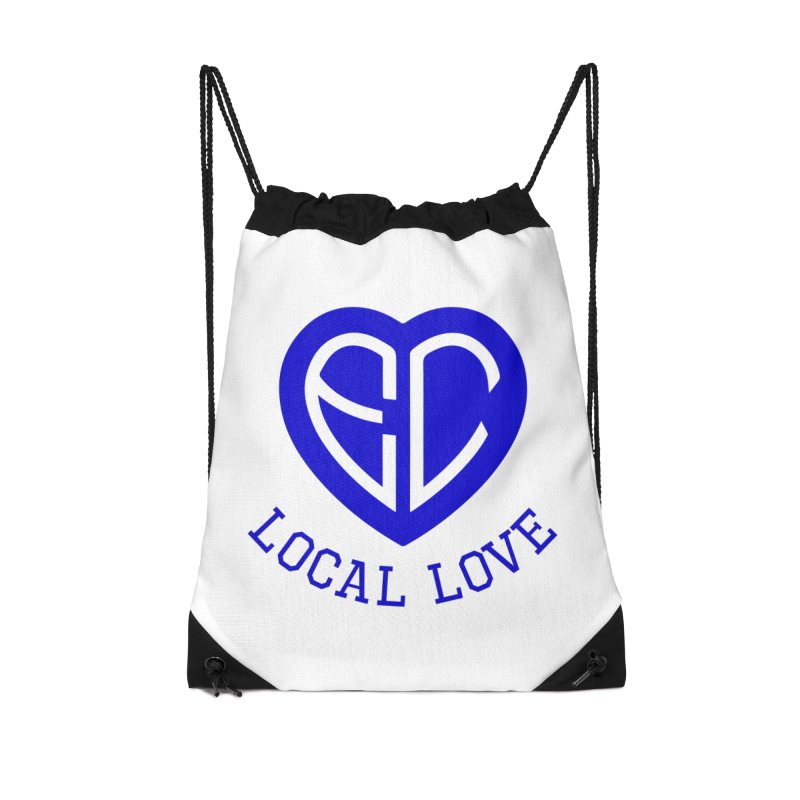 Ellwood City Local Love Accessories Bag by The One Designer MERCH