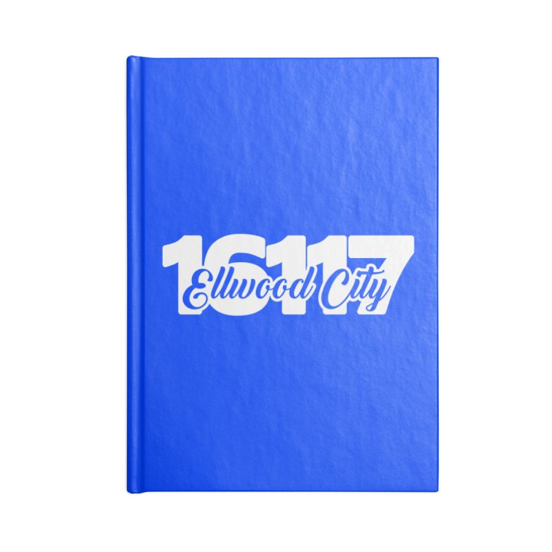 16117 Accessories Notebook by The One Designer MERCH