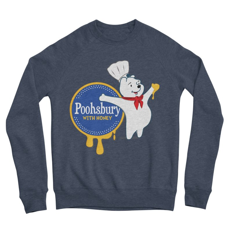 Poohsbury: With Honey Men's Sweatshirt by The One Designer MERCH
