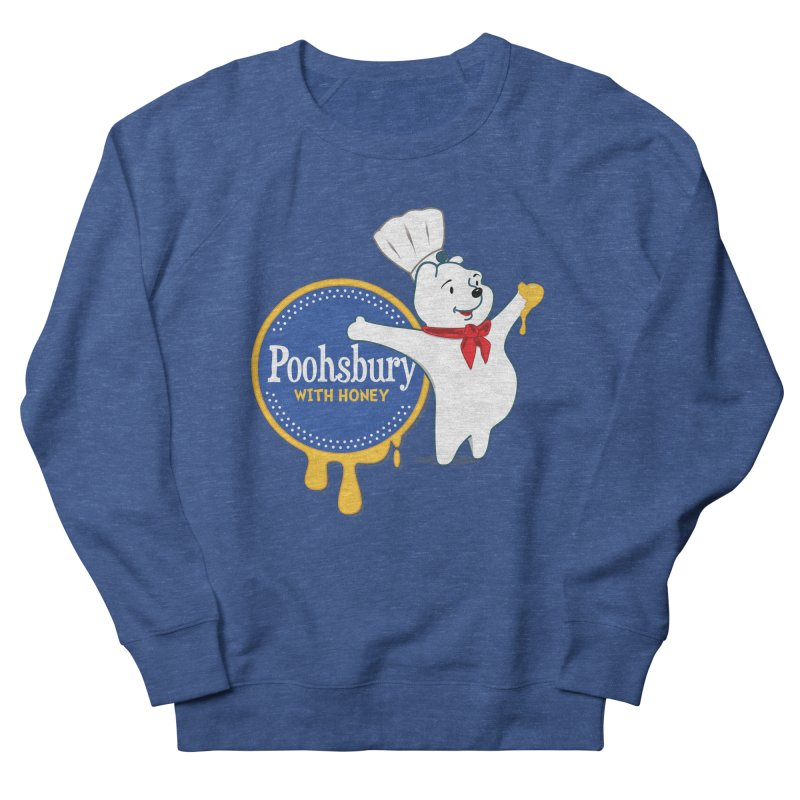 Poohsbury: With Honey Men's Sweatshirt by The One Designer MERCH