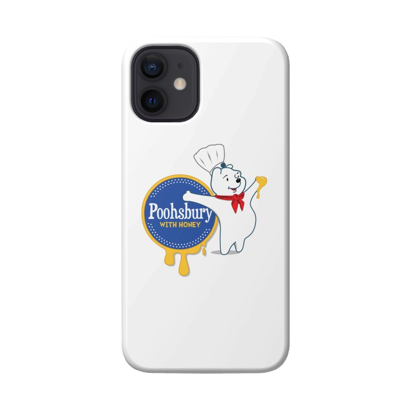 Poohsbury: With Honey Accessories Phone Case by The One Designer MERCH