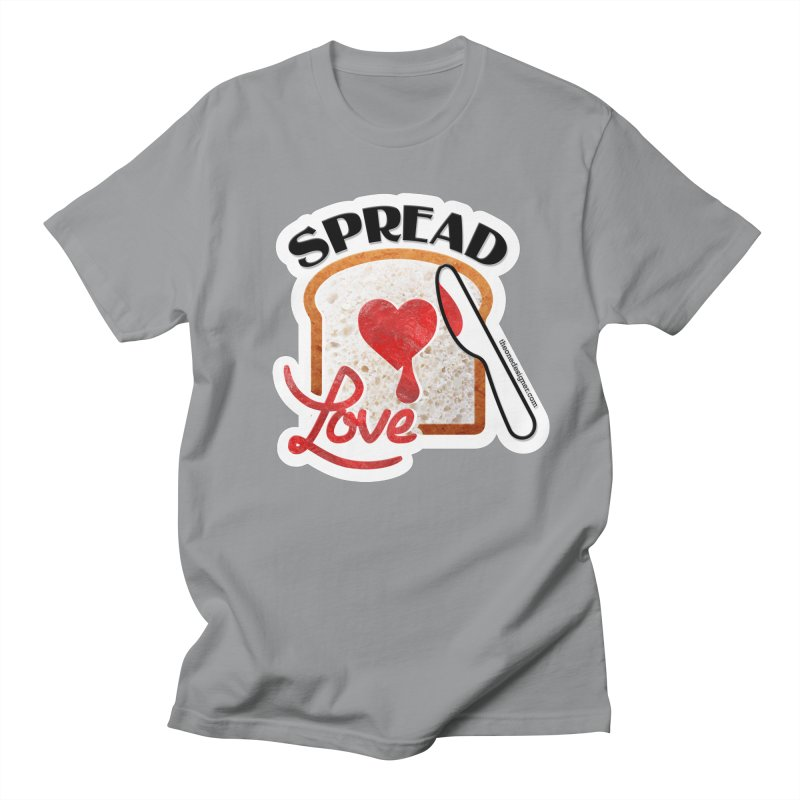 Spread Love Men's T-Shirt by The One Designer MERCH