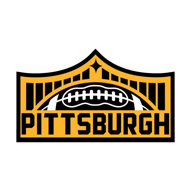 Pittsburgh Football Kids T-Shirt by The One Designer MERCH