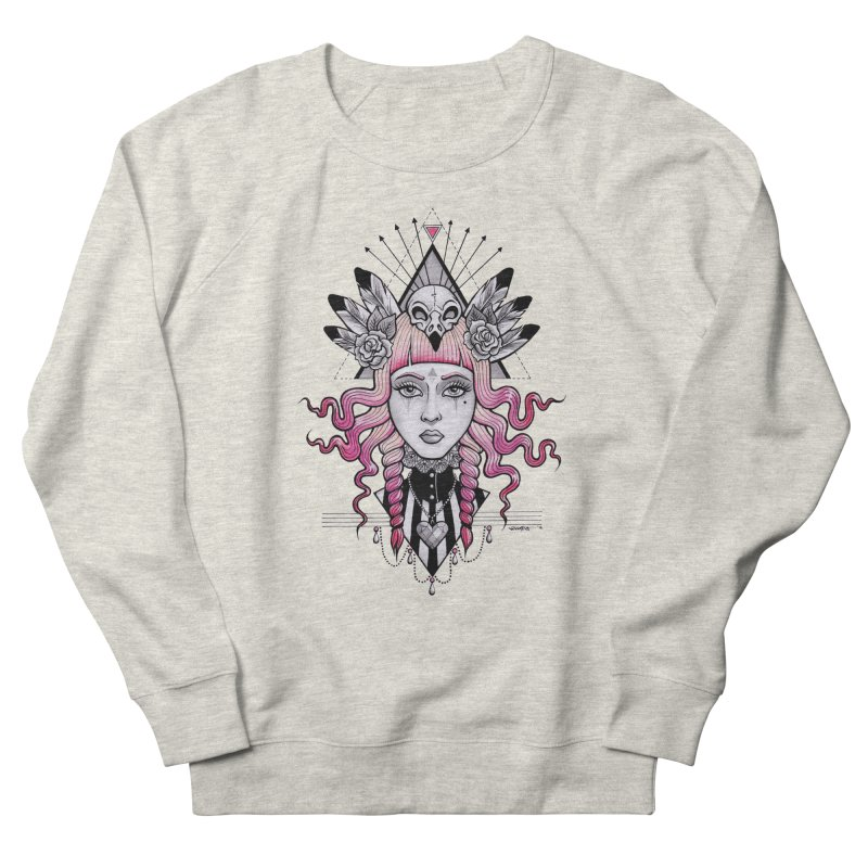 Pirate Queen Men's Sweatshirt by T.O.M.'s Artist Shop