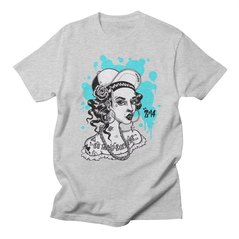 So Long Suckers (blue) Men's T-Shirt by T.O.M.'s Artist Shop