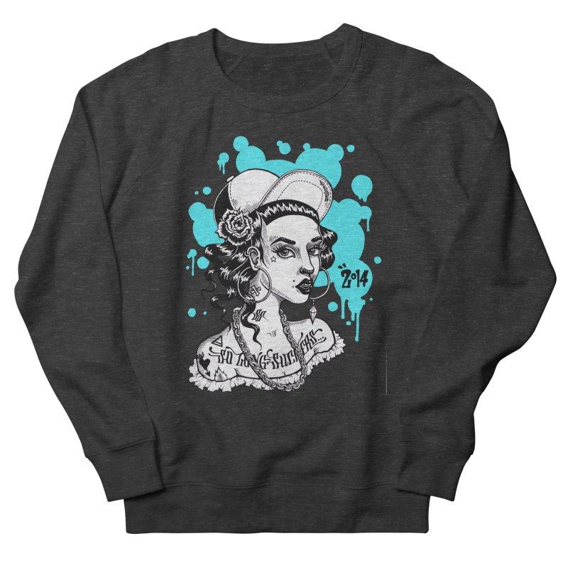 So Long Suckers (blue) Women's Sweatshirt by T.O.M.'s Artist Shop