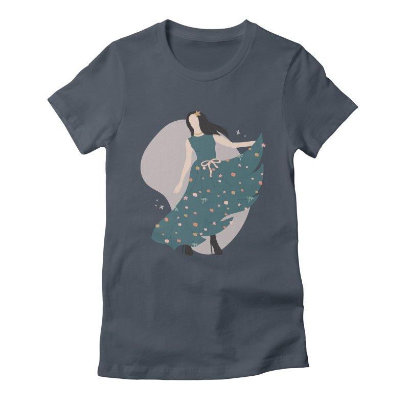 My Little Green Dress Women's T-Shirt by The Optimist