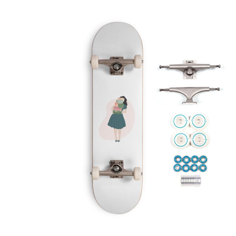 Pretty Handful Accessories Skateboard by The Optimist