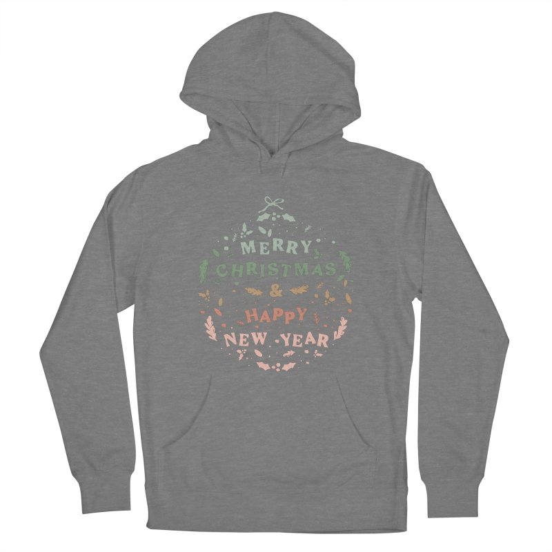 Christmas Greeting Ball Women's Pullover Hoody by The Optimist