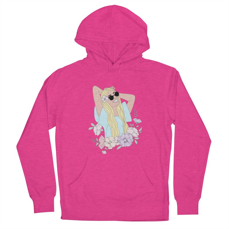 My Sunny Girl Men's French Terry Pullover Hoody by The Optimist