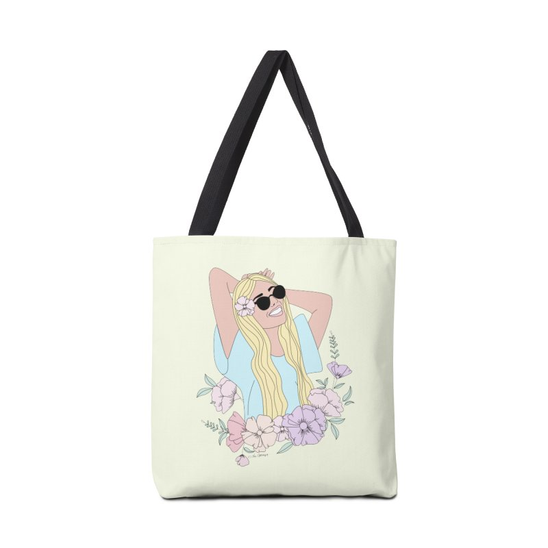 My Sunny Girl Accessories Tote Bag Bag by The Optimist
