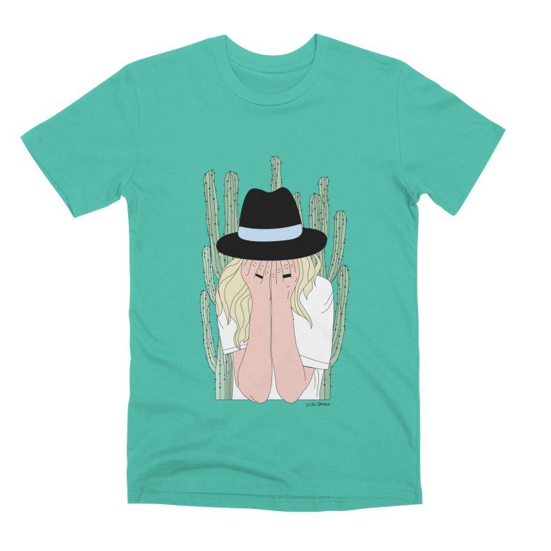 My Shield Men's Premium T-Shirt by The Optimist