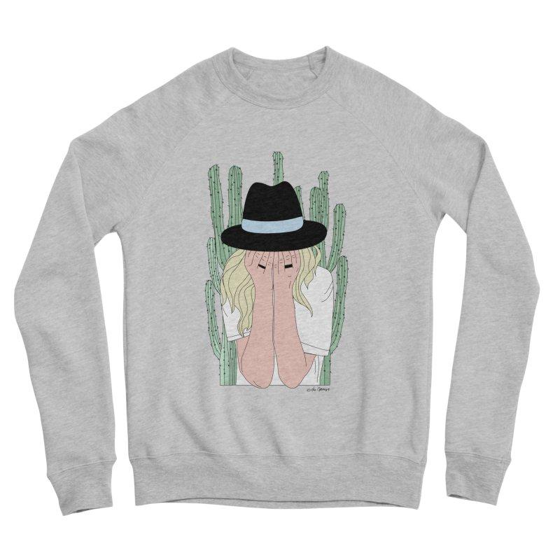 My Shield Men's Sponge Fleece Sweatshirt by The Optimist