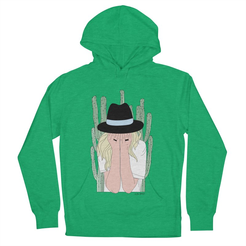 My Shield Men's French Terry Pullover Hoody by The Optimist