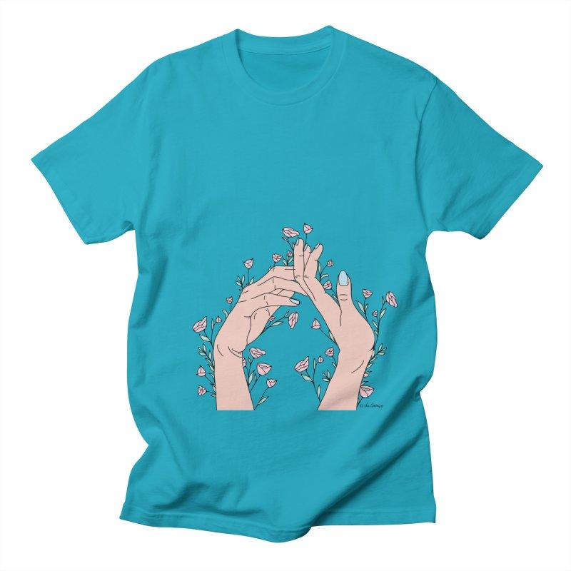 Let It Grow Women's Regular Unisex T-Shirt by The Optimist