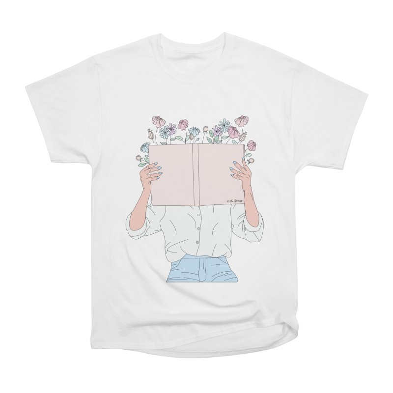 Read All About It Women's Heavyweight Unisex T-Shirt by The Optimist