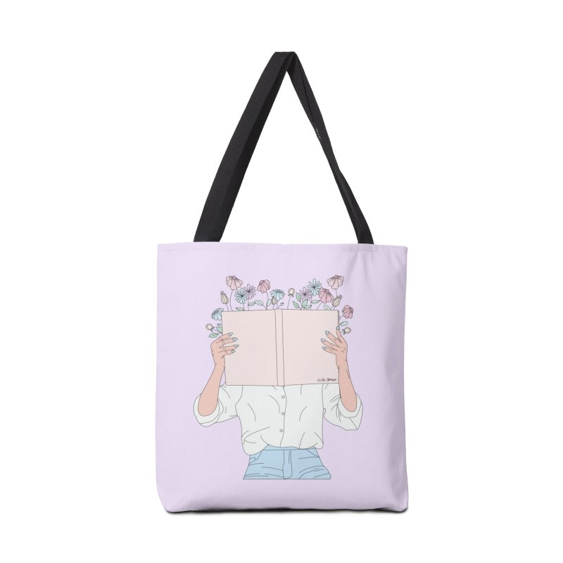 Read All About It Accessories Tote Bag Bag by The Optimist