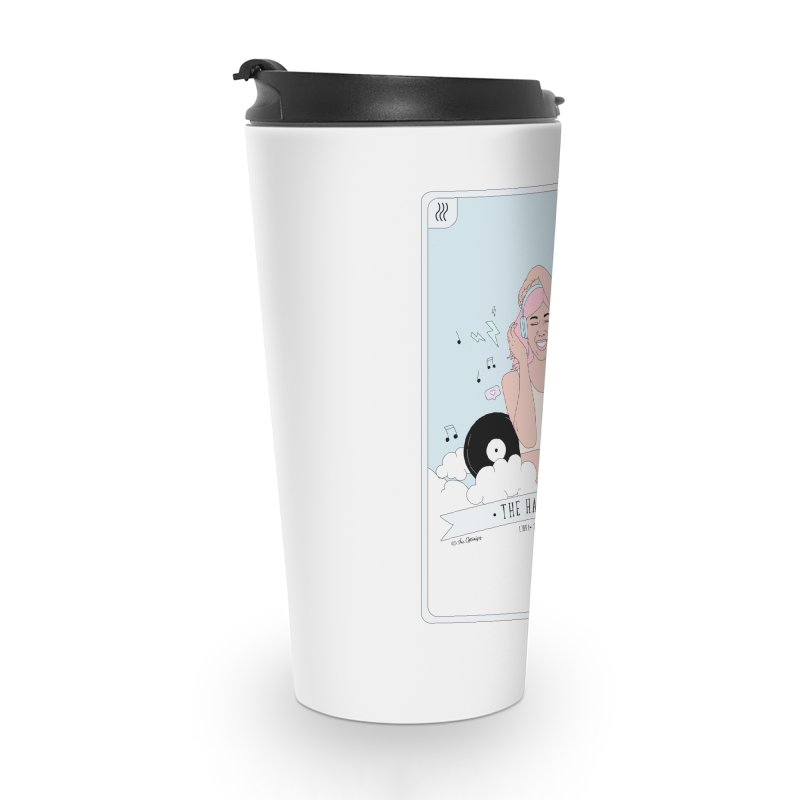 Libra - The Harmonious Accessories Travel Mug by The Optimist