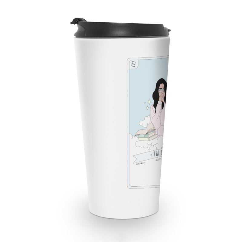 Aquarius - The Idealist Accessories Travel Mug by The Optimist