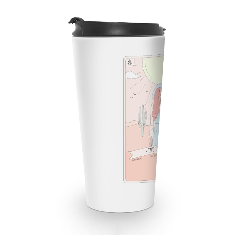 Sagittarius  - The Explorer Accessories Travel Mug by The Optimist