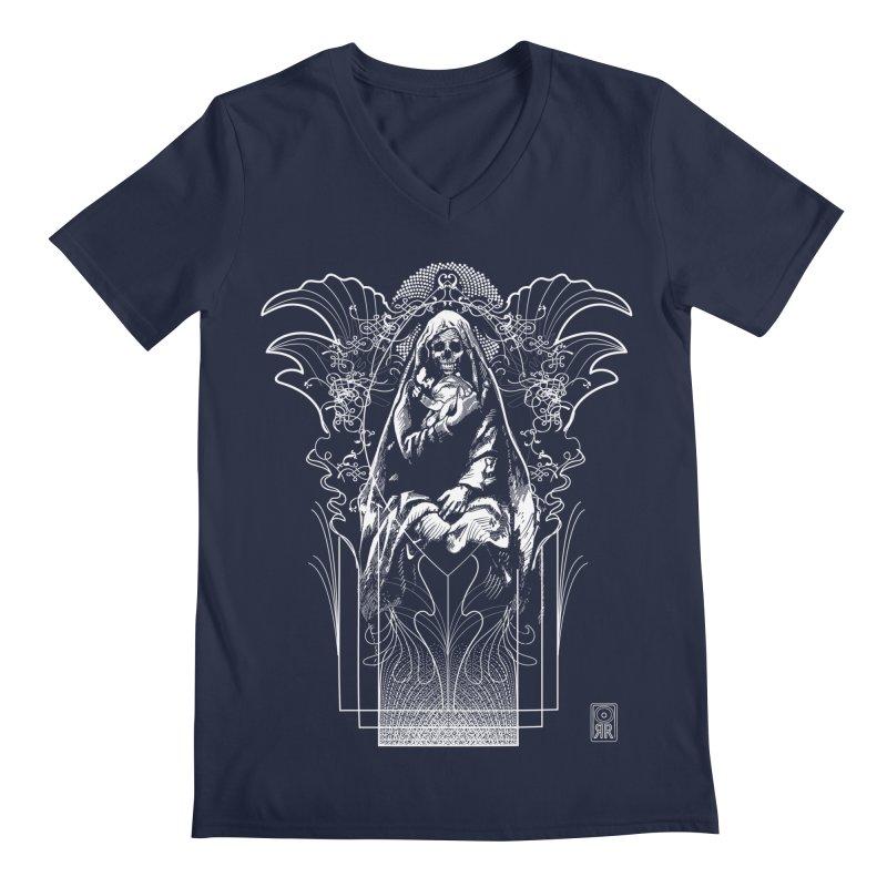 Rites of Spring: Mother Death Men's V-Neck by TheOrrchard's Artist Shop