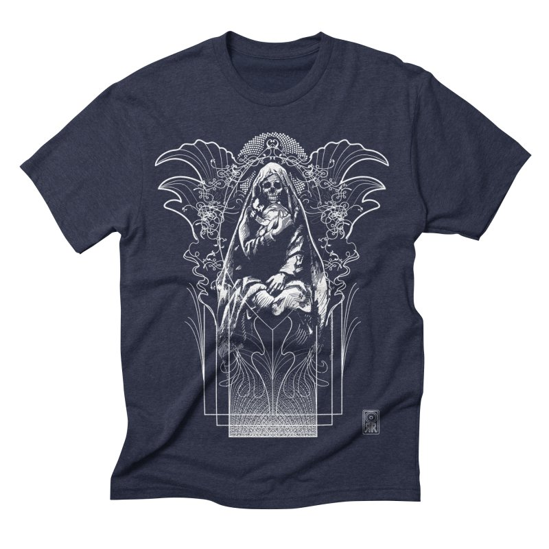 Rites of Spring: Mother Death Men's Triblend T-shirt by TheOrrchard's Artist Shop