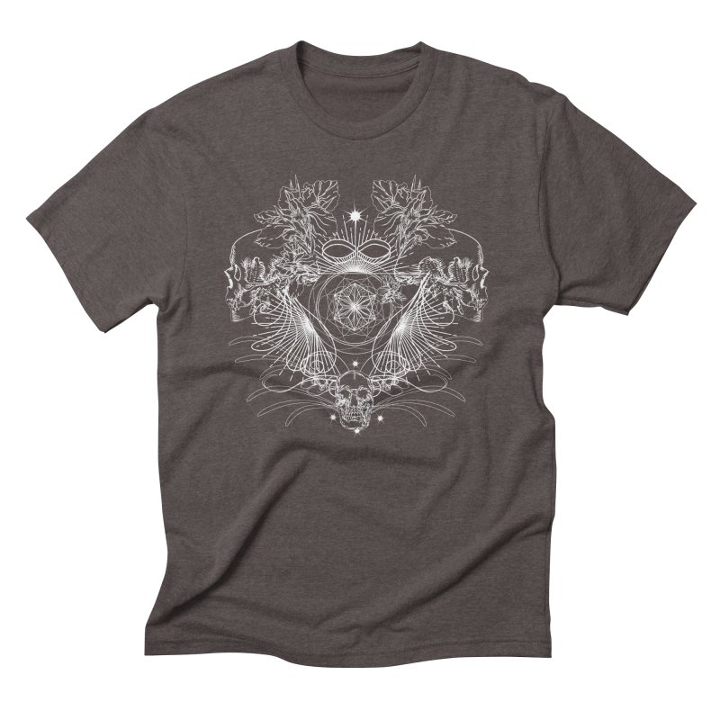 Rites of Spring: Memento Mori Men's Triblend T-shirt by TheOrrchard's Artist Shop