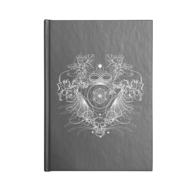 Rites of Spring: Memento Mori Accessories Notebook by TheOrrchard's Artist Shop