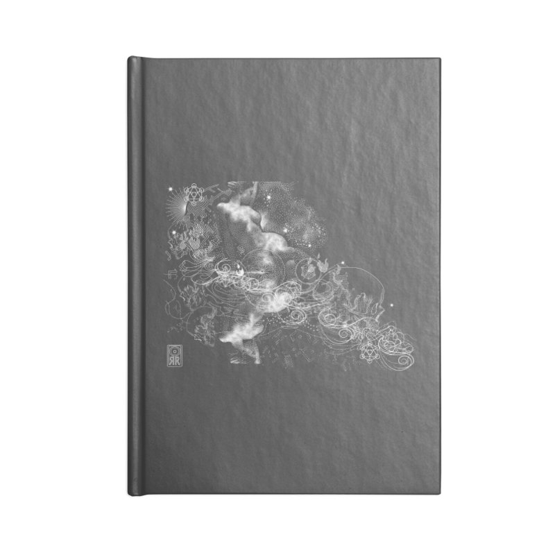 Rites of Spring: The Night Sea Journey  Accessories Notebook by TheOrrchard's Artist Shop