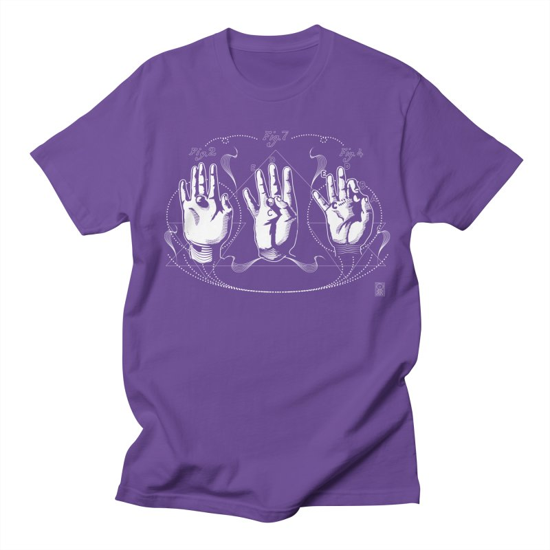 Alchemy: King of Ghost Hands Men's T-shirt by TheOrrchard's Artist Shop