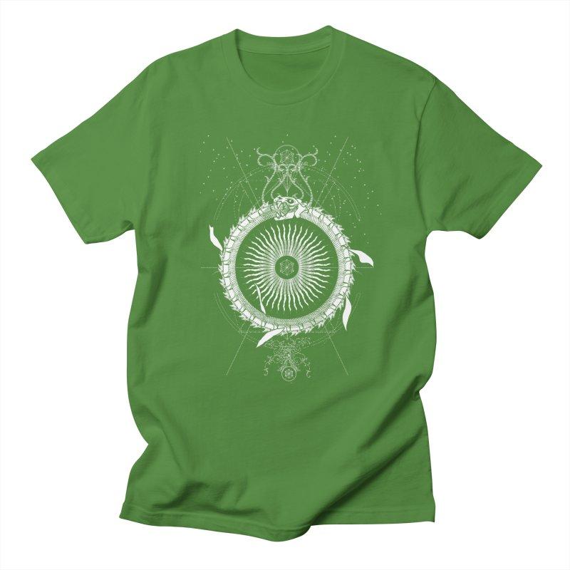 Alchemy: Ouroboros Men's T-Shirt by TheOrrchard's Artist Shop
