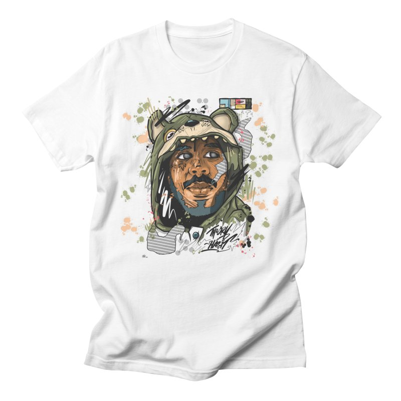 Who Needs Enemies Men's T-Shirt by thr3ads