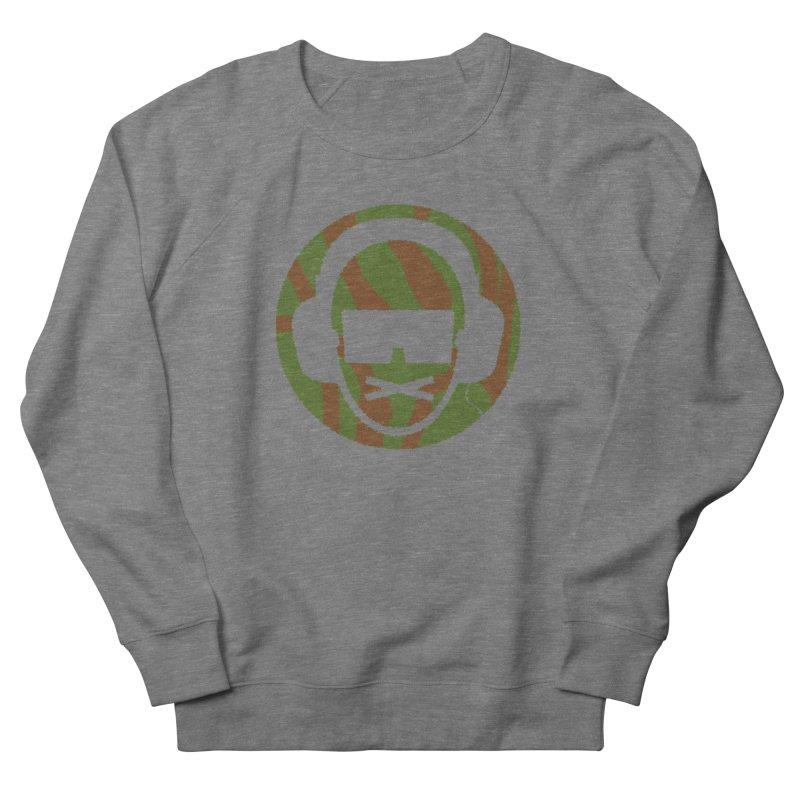 camo 3 Men's French Terry Sweatshirt by thr3ads