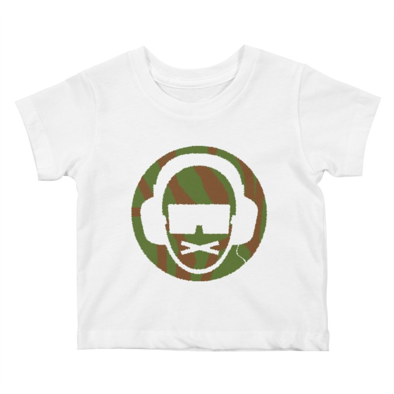 camo 3 Kids Baby T-Shirt by theoryhazit's Shirt Shop