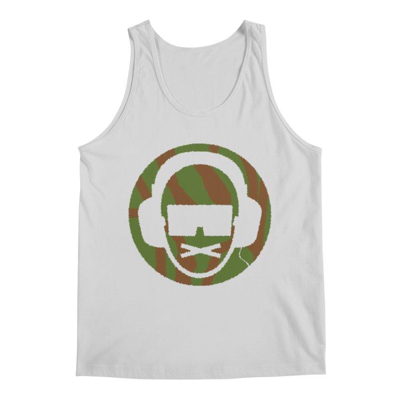 camo 3 Men's Regular Tank by thr3ads