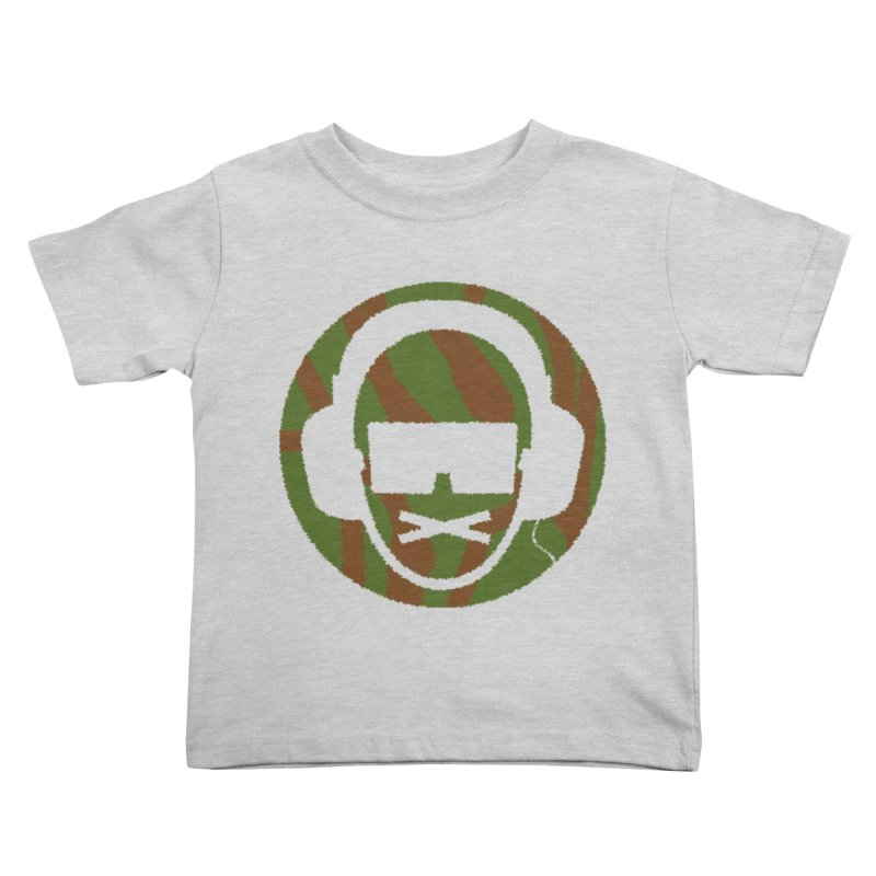 camo 3 Kids Toddler T-Shirt by theoryhazit's Shirt Shop
