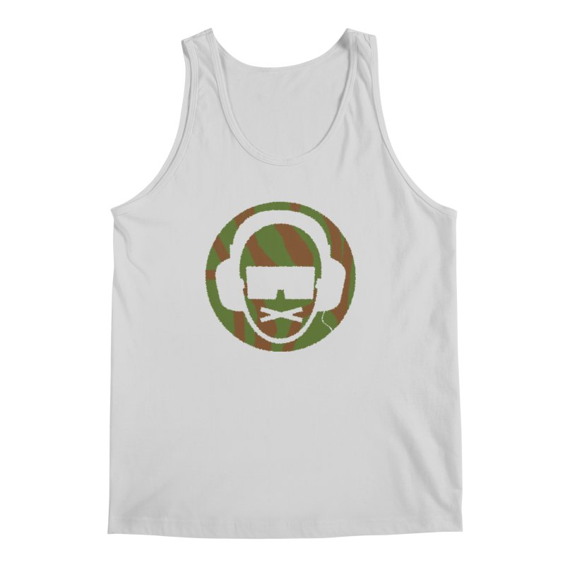 camo 3 Men's Regular Tank by thr3ads