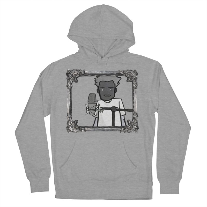 I Just Wanna Rap Women's French Terry Pullover Hoody by thr3ads