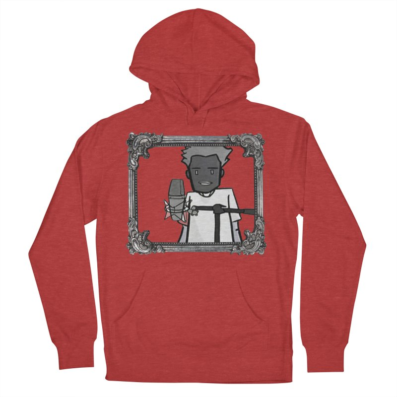 I Just Wanna Rap Men's Pullover Hoody by thr3ads